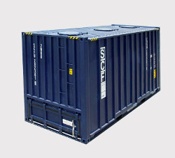 Аренда контейнеров для перевозок