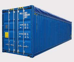 Open Top контейнер